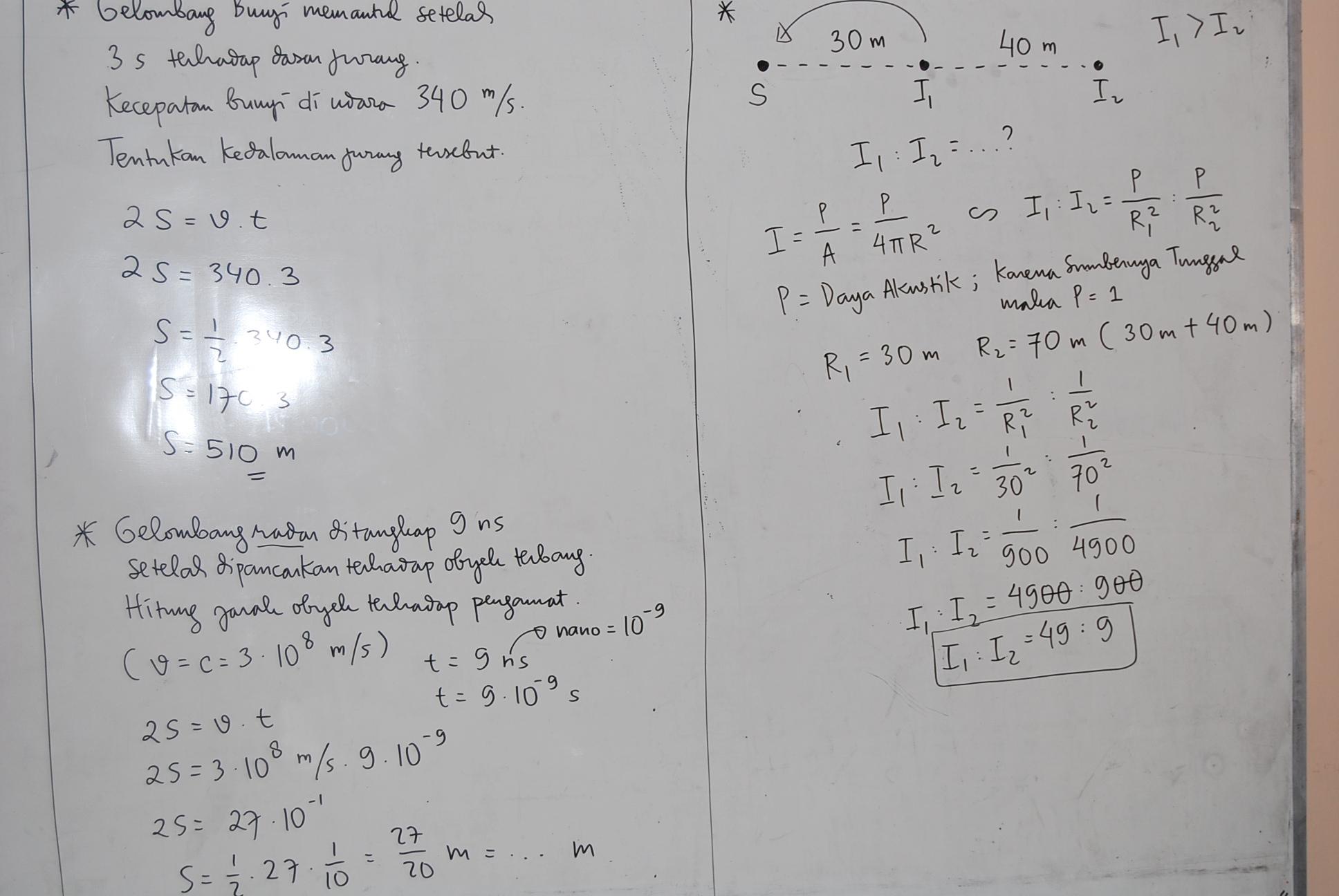 Gelombang Mekanik Untuk Gammabunta Blog Guru Fisika