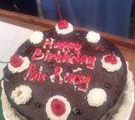 cake spider