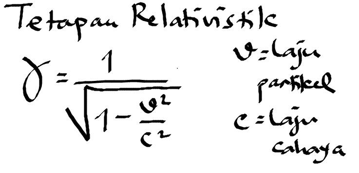 relativitas-konstanta